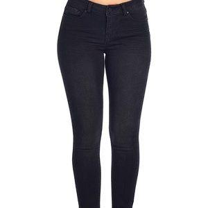 Ci Sono fashion nova dark wash skinny jeans